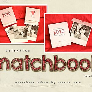 matchbook mini