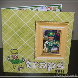 Leprechaun trap cd folder