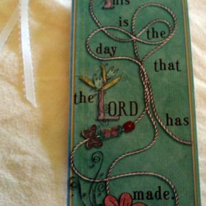 This Is the Day Bookmark