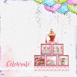 Celebrate/special events birthday avatar