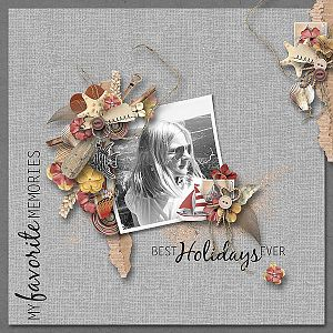 Holiday Memories by Simplette
