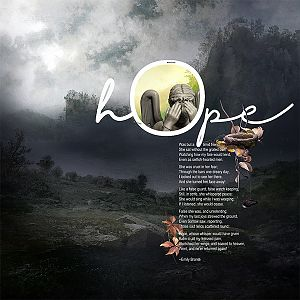 Bronte - Hope - Template Challenge