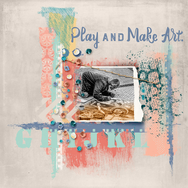 play and make art