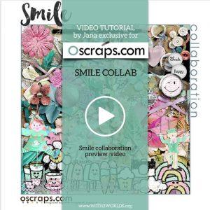 Oscraps SMILE unboxing