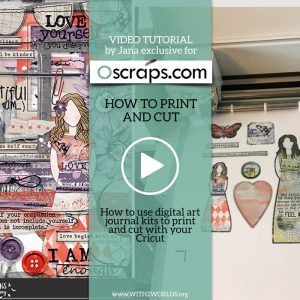 How to Print and Cut for Hybrid projects using a Cricut Explore