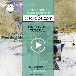 june layout tutorial
