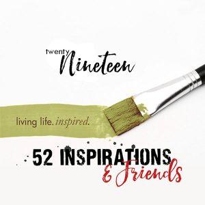 52 Inspirations 2019
