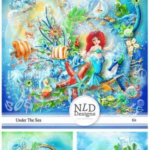 NLD Designs digital scrapbook new release